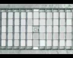 Решетка водоприемная 2520 Стальная ячеистая (оцинкованная)