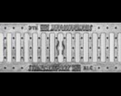 Решетка водоприемная ВЧ-50 203036 (щелевая, оцинкованная)