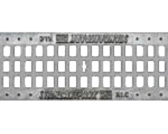 Решетка водоприемная ВЧ-50 204036 (ячеистая, оцинкованная)